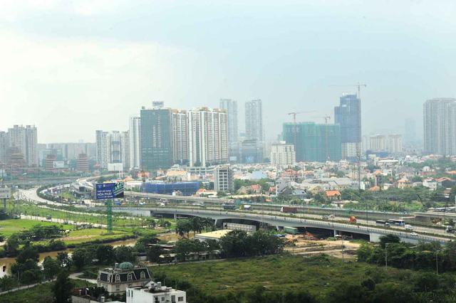 Bất động sản Việt Nam thu hút vốn đầu tư ngoại