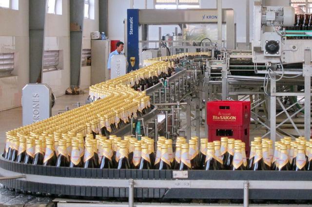 Hiện nay có ít nhất 7 công ty bia nước ngoài đang quan tâm mua cổ phần của Sabeco