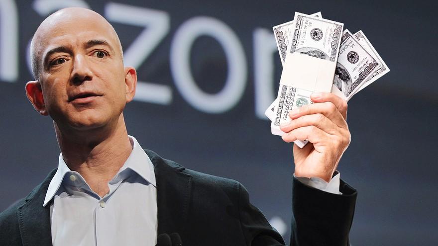 Tài sản ông trùm bán lẻ Jeff Bezos vượt 100 tỷ USD nhờ Black Friday