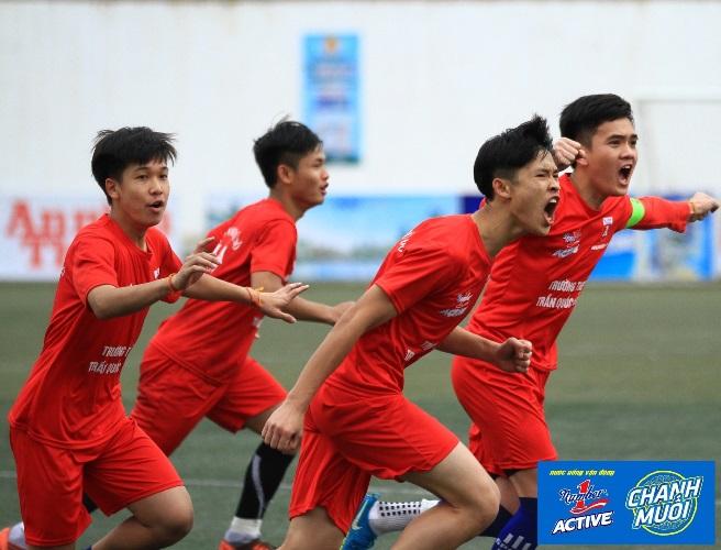 """Hai đội bóng """"duyên nợ"""" lại gặp nhau ở chung kết Bóng đá học sinh Hà Nội  - Ảnh 3"""