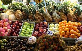 """""""Sốc"""" với rau quả Thái Lan, hơn 64% không an toàn do tồn dư thuốc trừ sâu"""