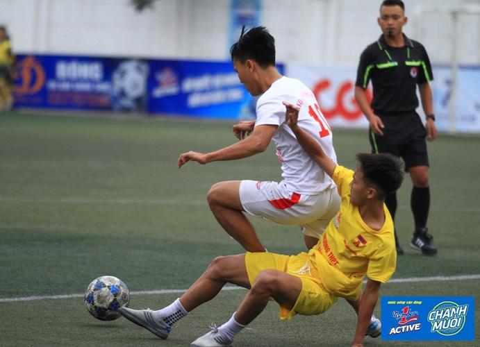"""Hai đội bóng """"duyên nợ"""" lại gặp nhau ở chung kết Bóng đá học sinh Hà Nội"""