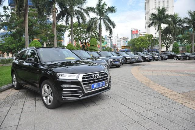 Nghi vấn xe Audi
