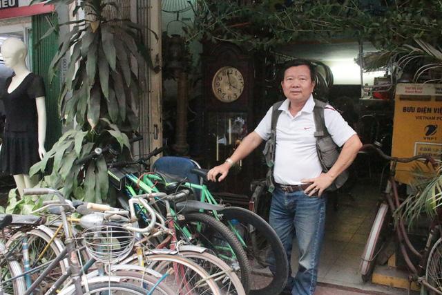 Dân chơi Hà thành kể chuyện bán xe đạp mua... nhà mặt phố