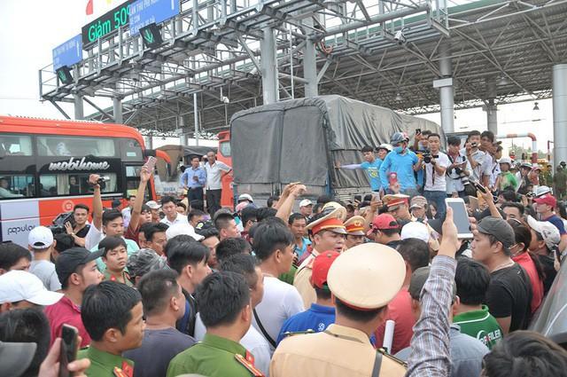 Bộ Giao Thông: Đang có 107 đoàn thanh tra, kiểm tra trạm BOT Cai Lậy