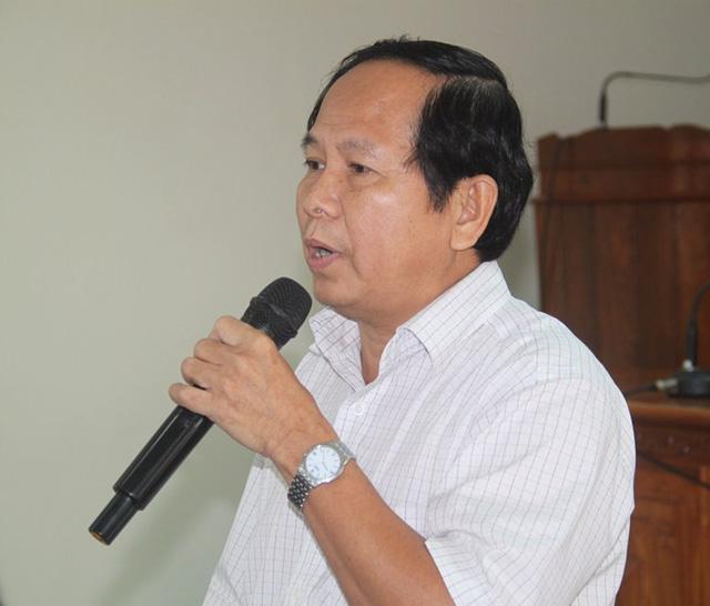 Giám đốc Công ty TNHH Đại Nguyên Dương Nguyễn Xuân Nguyên từ chối đền bù cho các chủ tàu vì tàu công ty đóng đều ổn?