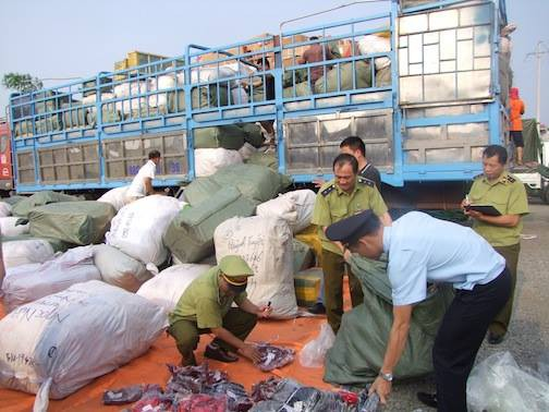 Ban chỉ đạo 389 Quốc gia sẽ chấm điểm các bộ, ngành, địa phương trong việc chống buôn lậu, hàng giả