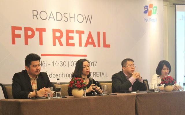 FPT Retail định bán cổ phần cho nhà đầu tư cá nhân trong tháng 12 này