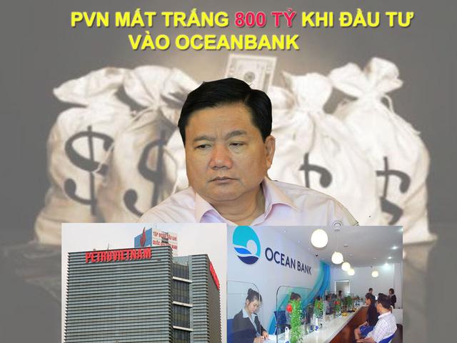 Ông Đinh La Thăng và ngân hàng 0 đồng: Từ đại án đến đại án