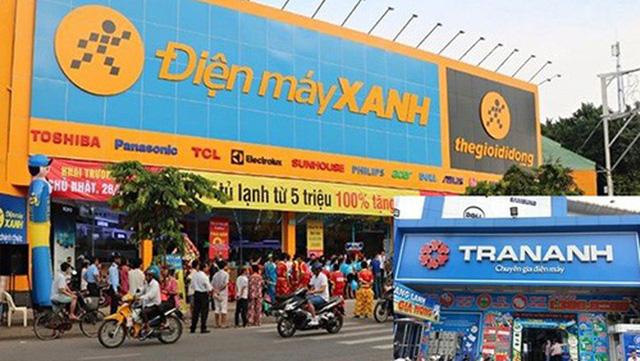 Giám sát thương vụ mua bán của Thế giới di động và Trần Anh