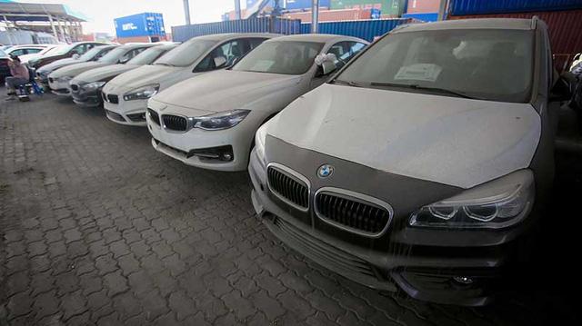 Sớm thông tin hàng nghìn chiếc xe BMW cũ được