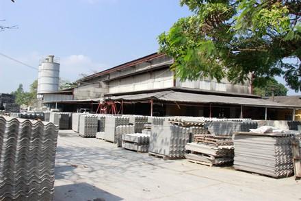 """Thái Nguyên:  Doanh nghiệp trốn thuế """"kêu"""" công ty không có chủ trương"""