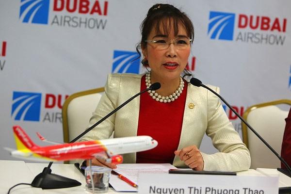 Thêm 300 triệu USD, tỷ phú Nguyễn Thị Phương Thảo bỏ xa bà Hillary Clinton