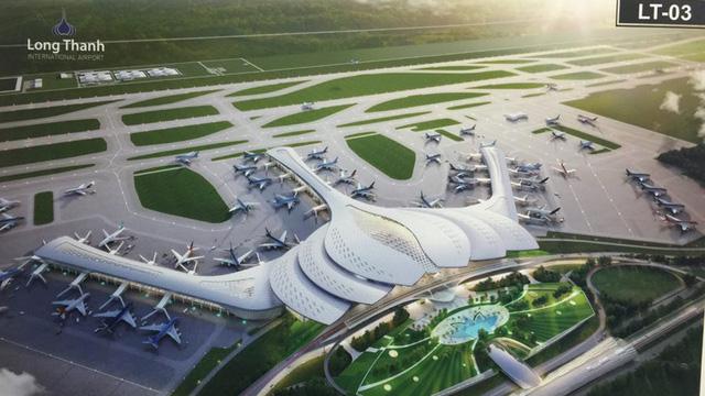 Ảnh quy hoạch sân bay