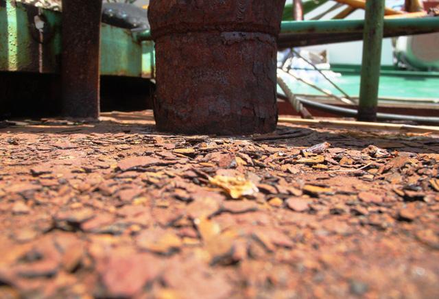 Bình Định:  Tàu vỏ thép rỉ sét: Đại Nguyên Dương từ chối đền bù hơn 9 tỷ đồng cho ngư dân
