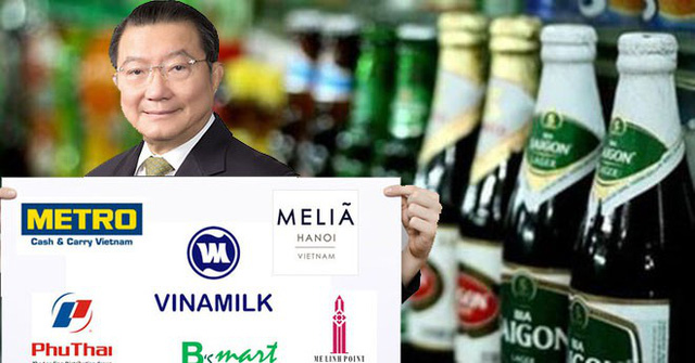 53% cổ phần Sabeco về tay người Thái: