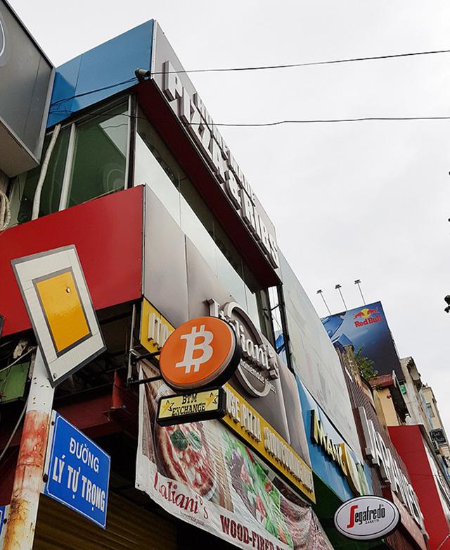 Nở rộ nhiều dịch vụ mua bán tiền ảo Bitcoin qua BTM