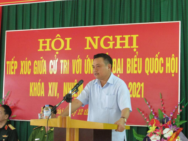 Ông Trần Sỹ Thanh, tân Chủ tịch Hội đồng thành viên PVN , Ảnh: báo Lạng Sơn