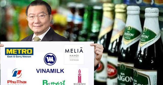 Tỷ phú Thái Lan ôm trọn hơn 53% cổ phần tại Sabeco