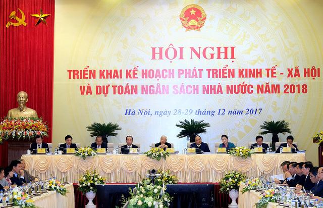 Bộ trưởng Nguyễn Chí Dũng: Thanh tra còn chồng chéo, trùng lắp. Ảnh: VGP