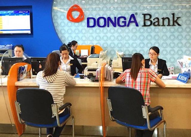Khởi tố, bắt tạm giam thêm hàng loạt nguyên lãnh đạo DongA Bank