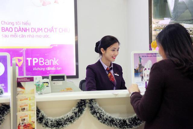 HOSE nhận hồ sơ niêm yết, TPBank sẽ thu về 100 triệu USD?