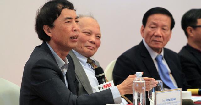 Theo ông Thành, Vinamilk hay Sabeco cho thấy Việt Nam đã làm tốt trong việc thoái vốn và cổ phần hoá.