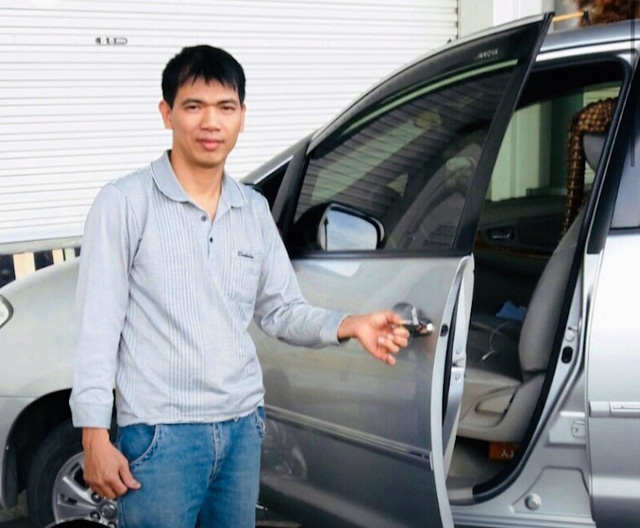 """Anh thợ sửa khóa Nguyễn Đình Mười, người may mắn trúng hơn 3,6 tỷ đồng vẫn có cuộc sống êm đềm và không gặp nhiều """"sóng gió"""""""