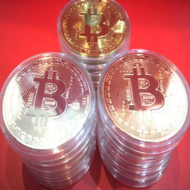 Bán đồng Bitcoin lì xì Tết, thu vài triệu đồng/ngày