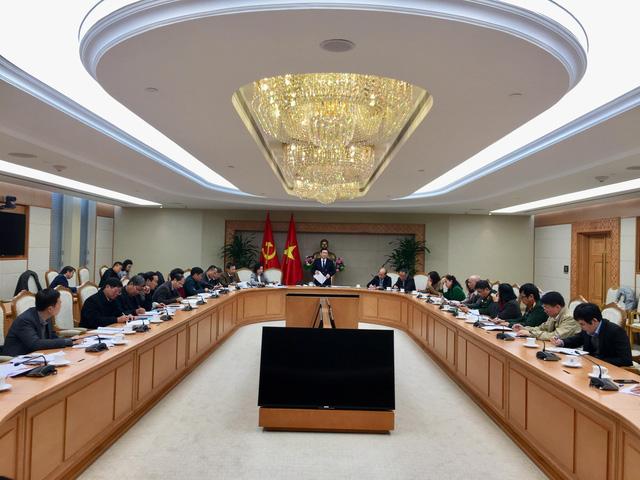 Cuộc họp của Ủy ban chỉ đạo Quốc gia về cơ chế một cửa ASEAN, cơ chế một cửa quốc gia và tạo thuận lợi thương mại, sáng 9/1.