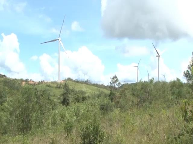 Dự án điện gió tại Hướng Linh, Quảng Trị đã đi vào hoạt động