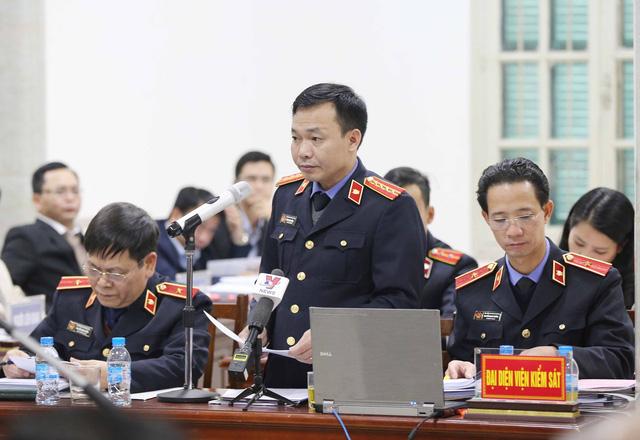 Đề nghị tuyên ông Đinh La Thăng 14-15 năm tù, Trịnh Xuân Thanh án chung thân