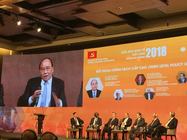 Thủ tướng: Việt Nam thành con hổ kinh tế mới của châu Á, tại sao không!?