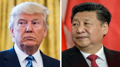 Hợp tác đầu tư Trung _Mỹ đang bị siết chặt. (Nguồn: SCMP)