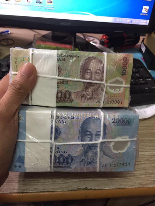 Dịch vụ đổi tiền lẻ hóa ra khá đắt đỏ