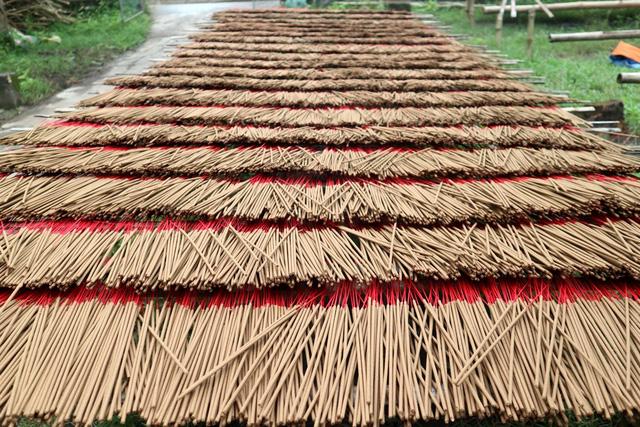 Quảng Nam: Quán Hương-làng nghề 250 tuổi nhộn nhịp tháng cận Tết.