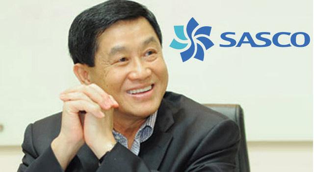 Doanh thu hàng hoá tại cửa hàng miễn thuế đóng tỷ trọng lớn trong cơ cấu doanh thu của SASCO, chỉ tiêu này tăng mạnh sau khi vợ chồng ông Hạnh Nguyễn tiếp quản doanh nghiệp này.