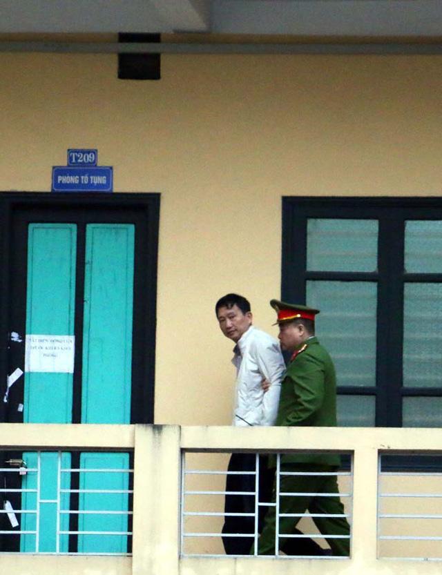 Tuyên án ông Đinh La Thăng, Trịnh Xuân Thanh và các đồng phạm