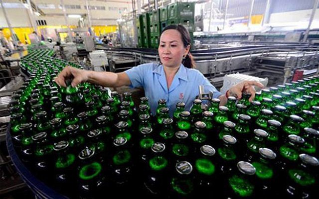 """Tăng giá bán bia, Sabeco vẫn thu về nghìn tỷ nhờ """"đắt hàng"""""""