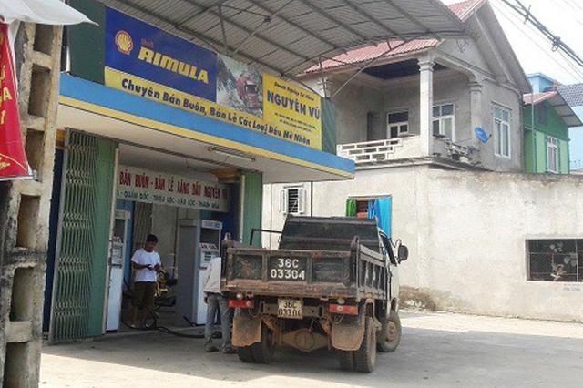 Thanh Hóa: Gần 70 cây xăng dầu không được cấp phép