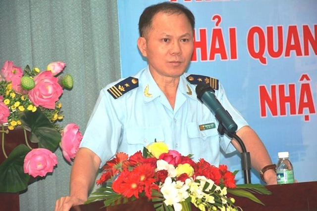 Ông Đinh Ngọc Thắng, Phó Cục trưởng Cục Hải quan TPHCM