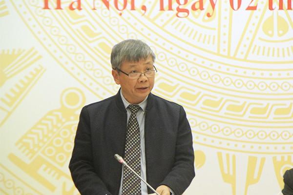 Thứ trưởng Bộ KH&ĐT Nguyễn Thế Phương