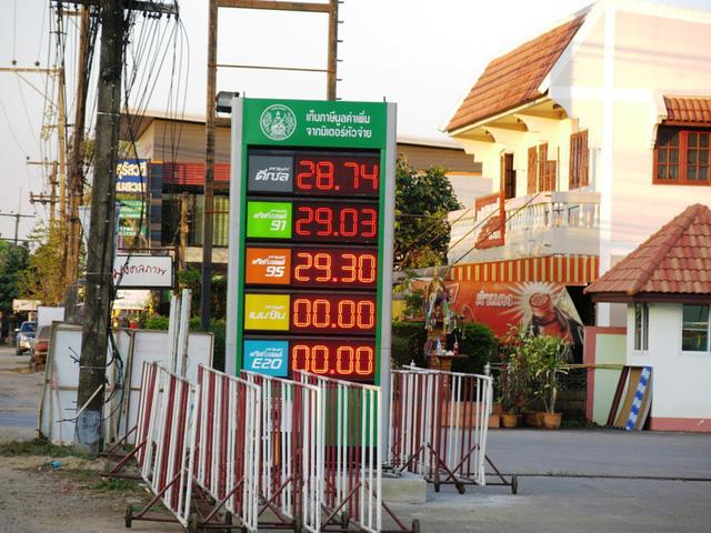 Xăng Thái Lan rẻ hơn Việt Nam, vì sao?