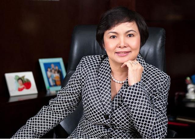 Bà Cao Thị Ngọc Dung - Chủ tịch kiêm Tổng giám đốc PNJ.