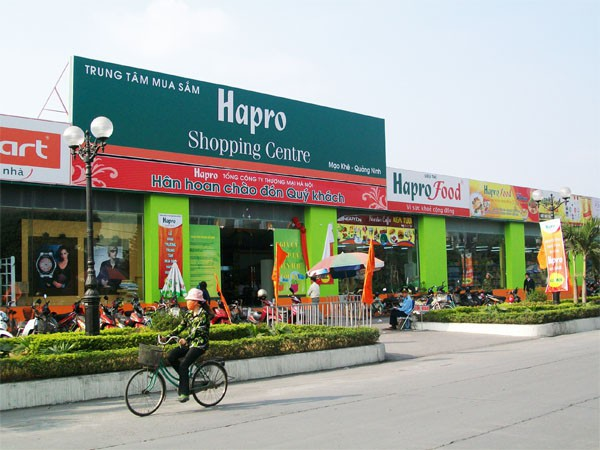 Với lợi thế sẵn có, Hapro kinh doanh không thật sự ấn tượng.