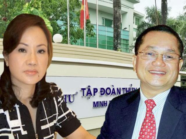 Bà Chu Thị Bình là Thành viên Hội đồng quản trị kiêm Phó tổng giám đốc của Công ty CP Tập đoàn Thủy sản Minh Phú (MPC), vợ ông Lê Văn Quang - Chủ tịch HĐQT kiêm Tổng giám đốc Minh Phú.