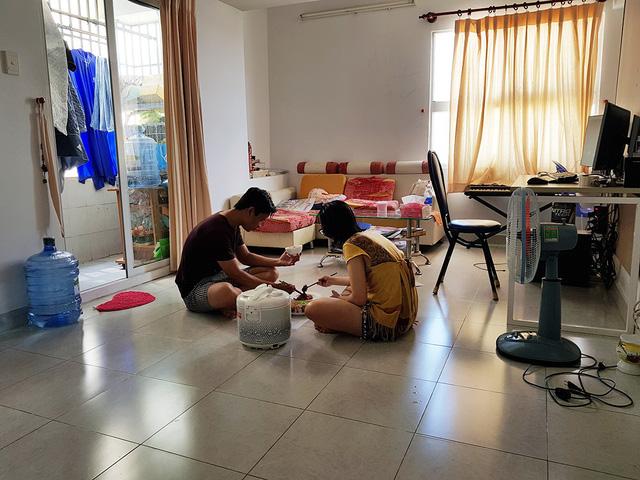 Các chung cư ở khu vực Tân Bình, Tân Phú đều đồng loạt tăng từ 500.000 đồng - 1 triệu đồng.