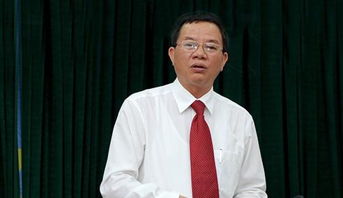 Ông Phạm Đình Thi, Vụ trưởng Vụ Chính sách thuế (Bộ Tài chính)