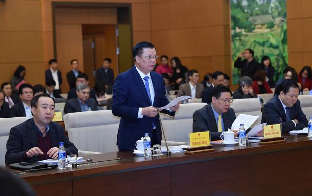Bộ trưởng Tài chính: Tài sản DNNN tăng nhanh, hiệu quả vẫn… cầm chừng