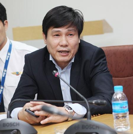 Ông Đinh Việt Thắng - Cục trưởng Cục Hàng không Việt Nam đường bay thẳng Việt Nam-Mỹ sẽ lỗ khoảng 50 triệu USD/năm